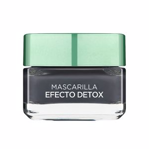 MASCARILLA ARCILLA NEGRA efecto detox e ilumina 50 ml