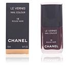 LE VERNIS #18-rouge noir 13 ml